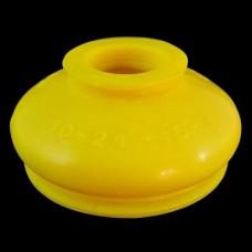 Маншон за накрайник 10x24x15 mm жълт - тип 1, ATV Shineray