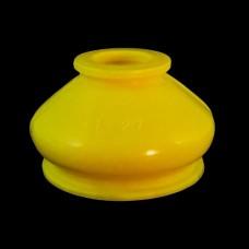Маншон за накрайник универсален 11x27x22 mm жълт - тип 1