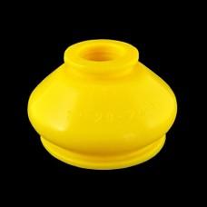 Маншон за накрайник универсален 12x29x24 mm жълт - тип 1