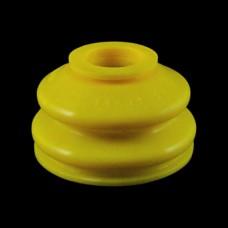 Маншон за шарнир универсален 14x34x24 mm жълт - тип 2