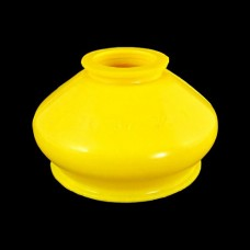Маншон за шарнир универсален 16x37x32 mm жълт - тип 1