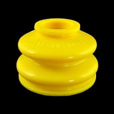 Маншон за шарнир универсален 17x39x30 mm жълт - тип 2