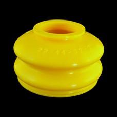 Маншон за шарнир 22x44x32 mm жълт - тип 2