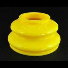 Маншон за накрайник / шарнир 26x51x32 mm жълт - тип 2