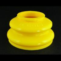Маншон за накрайник / шарнир 26x51x32 mm жълт 2